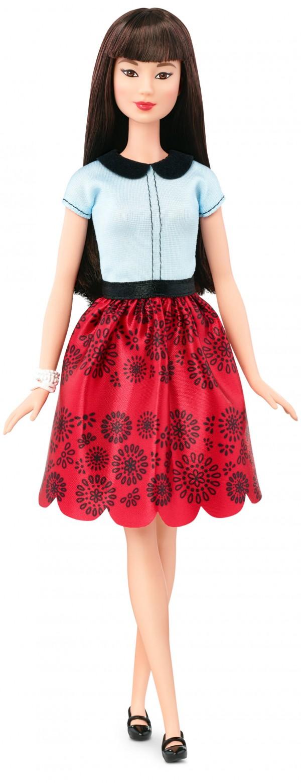 3 nouvelles silhouettes pour Barbie !