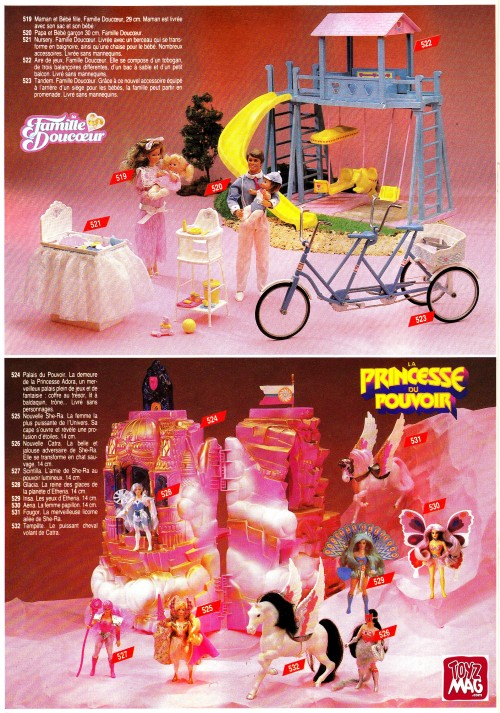 Catalogue Francajou 1986