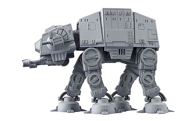 AT-AT , Variable Action D-Spec Star Wars
