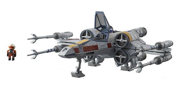 X-Wing Starfighter, Variable Action D-Spec Star Wars