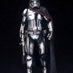 Kotobukiya modifie son Captain Phasma ARTFX+ Statue
