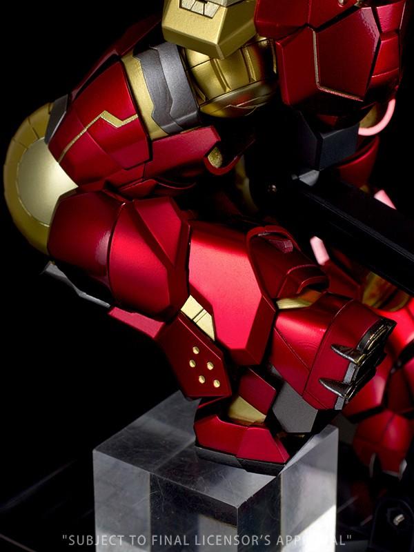 RE:EDIT IRON MAN #05 Hulk Buster