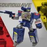 Transformers: Titans Return Leader Class Soundwave