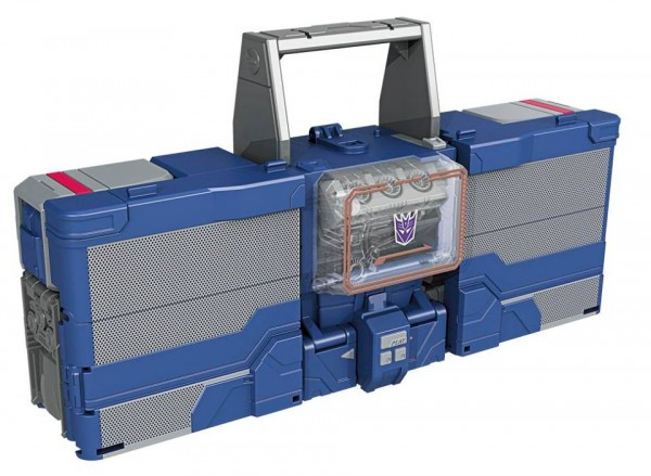 HASBRO - Transformers: Titans Return Leader Class Soundwave