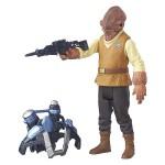 Tasu Leech, Ackbar, Inquisiteur : nouvelles figurines Star Wars !
