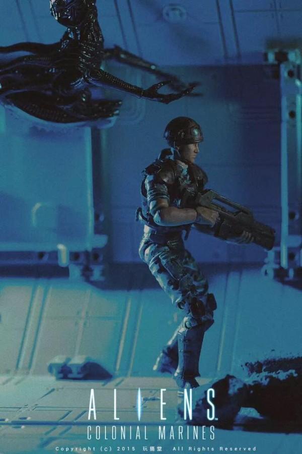Aliens Colonial Marines par Hiya Toys