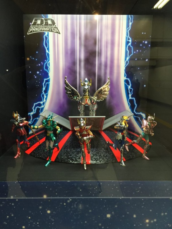 Saint Seiya D.D Panoramation