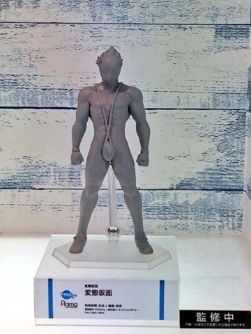 WonFest2016 Max Factory : Figma Deadpool, Frozen, Macross, Metroid, One Punch Man ...