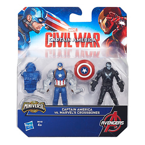 Captain America contre Crossbones de Marvel, Civil War