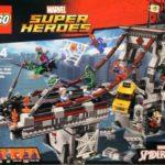 LEGO Super-heroes, les sets de l'été 2016