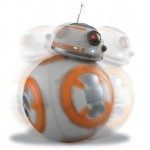 NYTF 2016 : Spin Master dévoile son BB-8 taille humaine