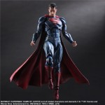 Batman vs Superman: Play Arts Kai de Superman