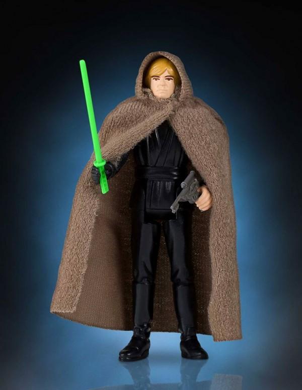 Gentle giant Jedi Knight, Luke Skywalker