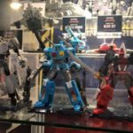 Action Toys expose les Machine Robo au C3HK