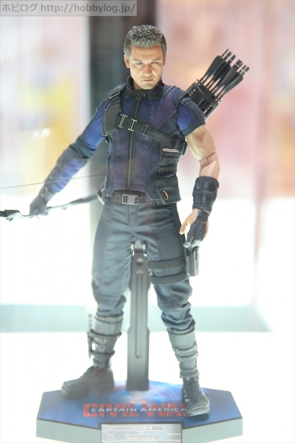 hot toys Civil War hawkeye