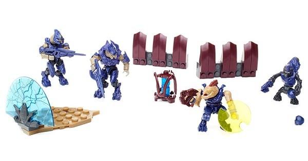 Halo Mega Bloks Fireteam Asst. Covenant Storm Lance