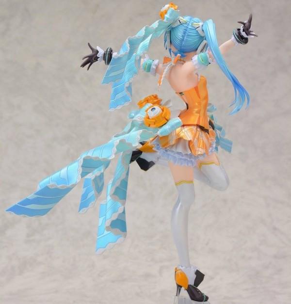Hatsune Miku - Orange Blossom