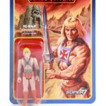 Masters of the Universe ReAction version couleurs – les Blisters