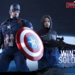 Hot Toys – Civil War : Captain America & Winter Soldier