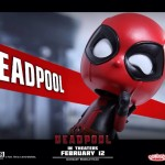 Deadpool Cosbaby par Hot Toys
