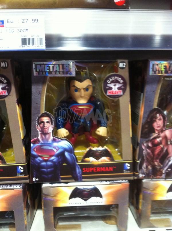 figuine Metal Cast Batman V Superman