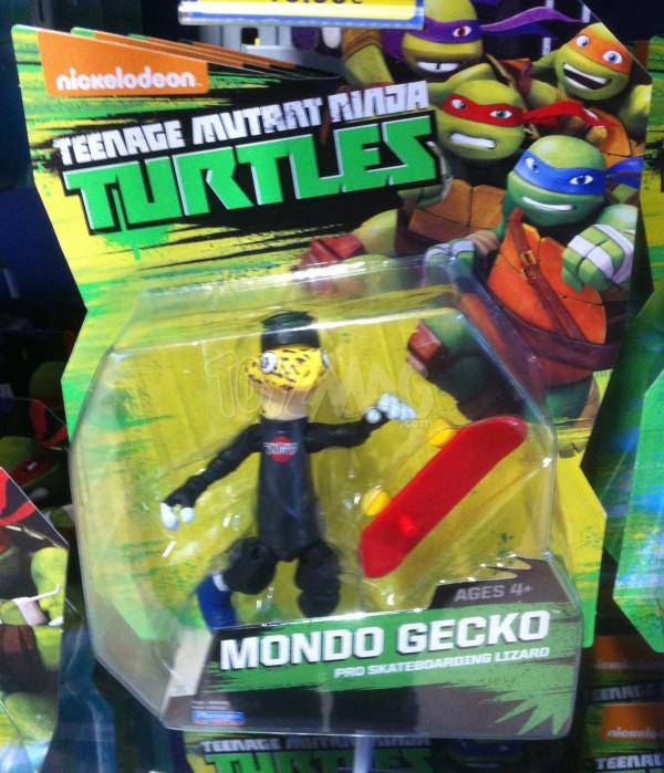 Mondo Gecko figurine Tortues Ninja