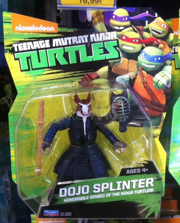 Dojo Splinter figurine Tortues Ninja
