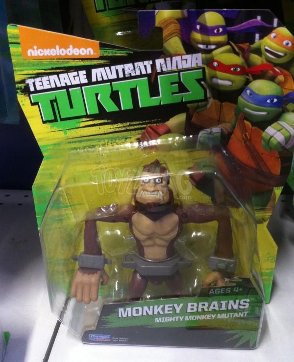 Monkey Frains figurine Tortues Ninja