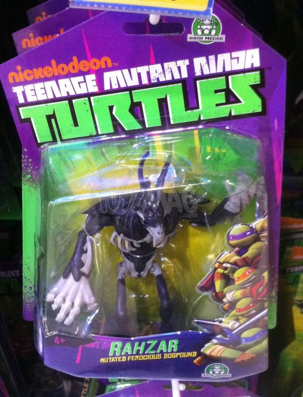 Rahzar figurine Tortues Ninja