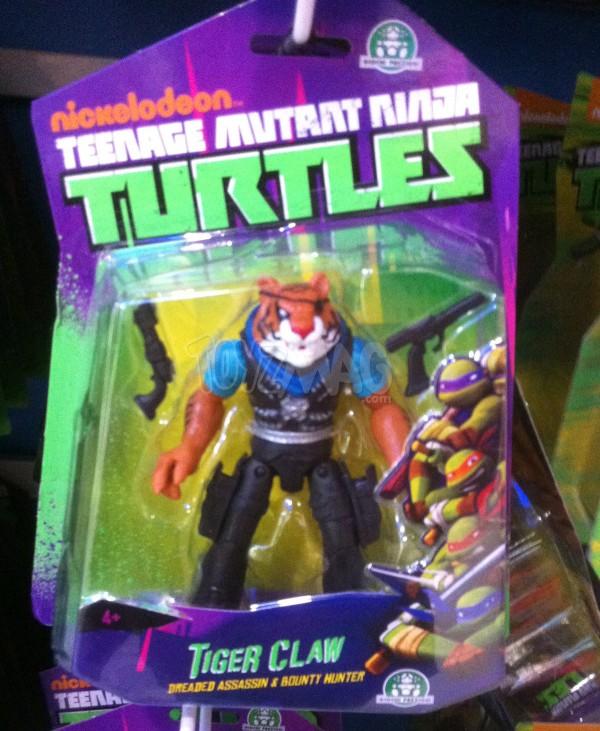 Tiger Claw figurine Tortues Ninja