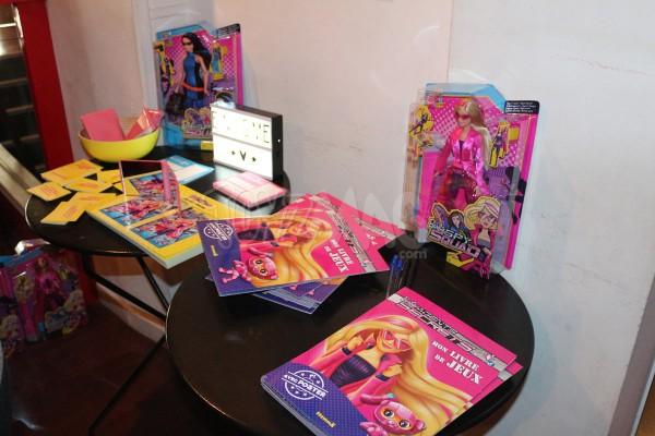 Barbie Agent Secret