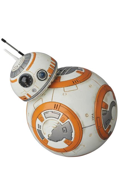 MAFEX BB-8 et C-3PO - Les images officielles