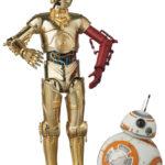 MAFEX BB-8 et C-3PO – Les images officielles