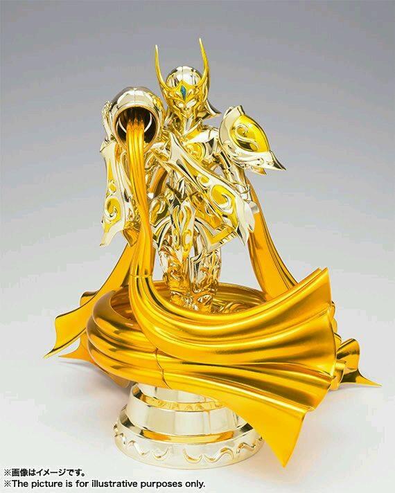 Camus du Verseau aquarius  – MCex – Soul of Gold