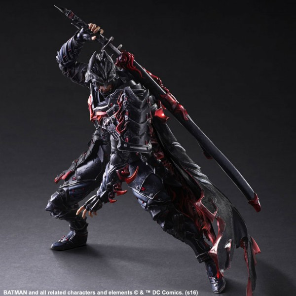 Batman: Timeless Bushido - Play Arts Kai