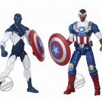 3 Comic pack Secret Wars Marvel Legends 10cm