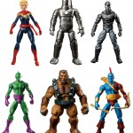 3 Comic pack Secret Wars Marvel Legends 10cm