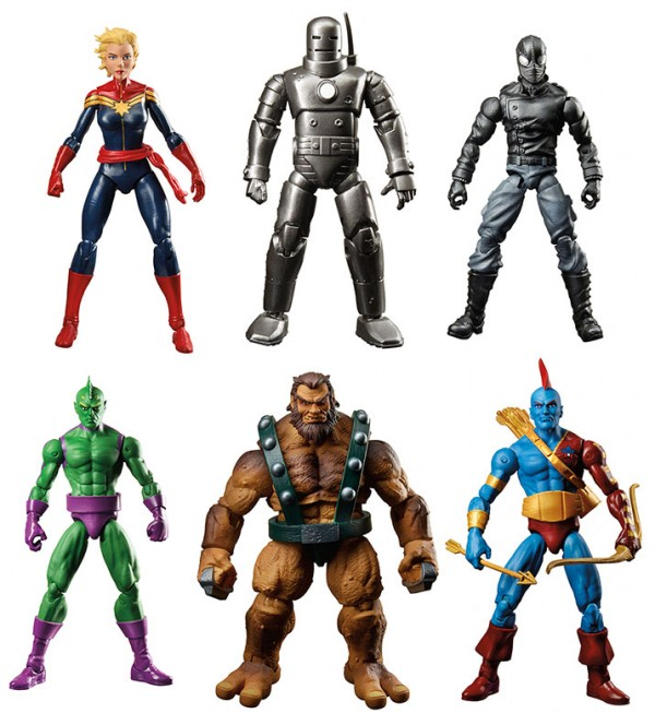 Toy Fair 2016 Hasbro Marvel Legends 3.75 inch Action Figures 2016 series 1