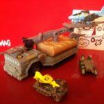 ToyzFocus #4 : Les Mini Véhicules de Kenner