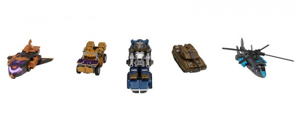 Transformers Unite Warriors UW07 Bruticus