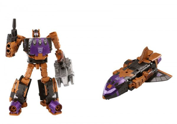 Transformers Unite Warriors UW07 Bruticus