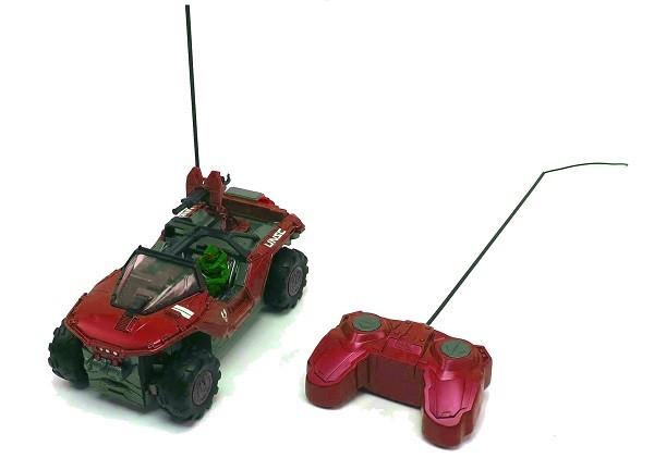 Tyco Halo Warthog M12 Light Reconnaissance Radio Control Vehicle