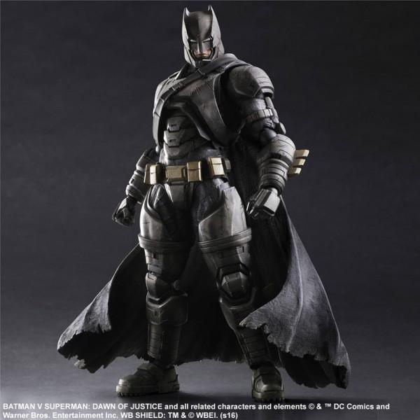 Armored Batman Play Ars Kai - Batman v Superman