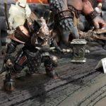 Mythic Legions à la Toy Fair