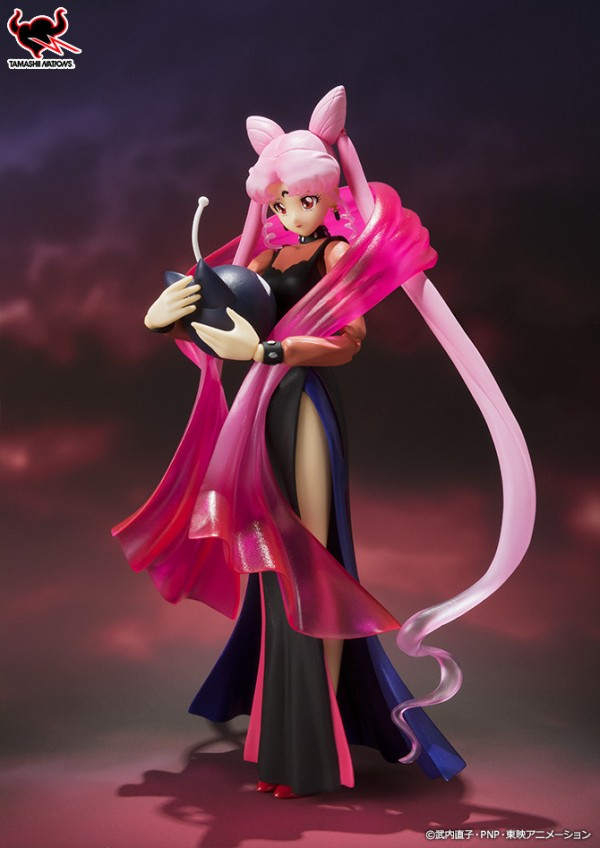 S.H.Figuarts Black Lady – Sailor Moon
