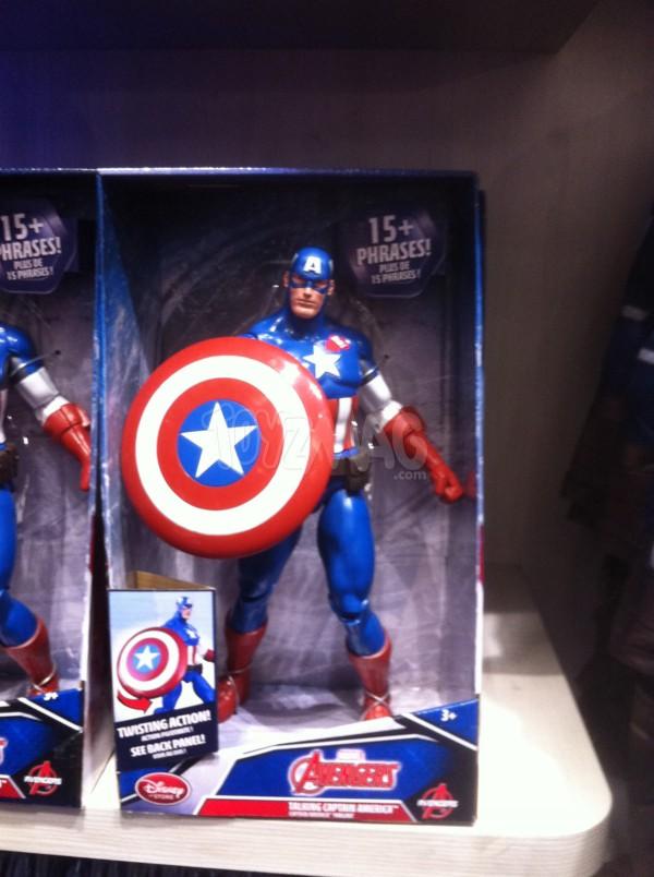 Captain America Civil Wars  / Avngers Titan Hero