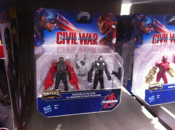 Captain America Civil Wars