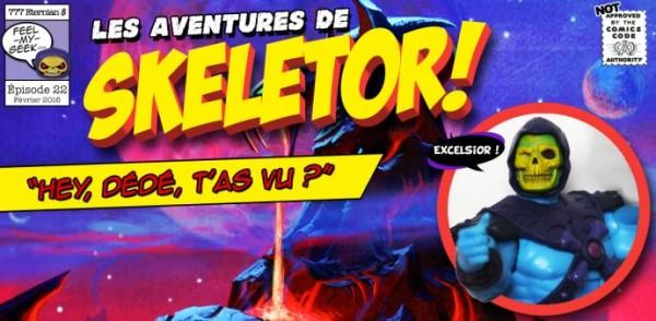 Les aventures de Skeletor saison 2