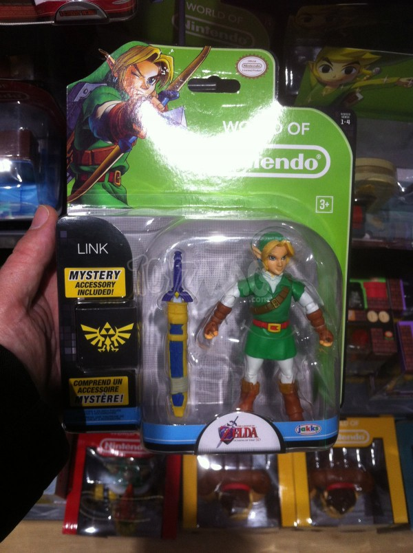 World Of Nintendo lynk zelda