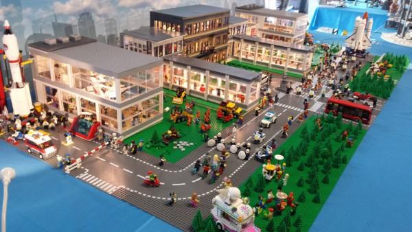 Expo fan de brique 2015